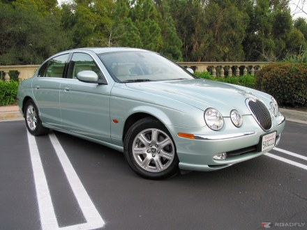 2003 Jaguar S-Type Review: Stunning, Sporty, and Superb