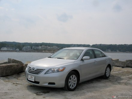 2007 toyota camry hybrid running on inspiration or just fumes. Black Bedroom Furniture Sets. Home Design Ideas