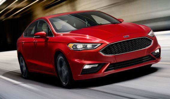 2017 Ford Fusion V6 Sport Review And Road Test A Wolf In Sheep S Clothing
